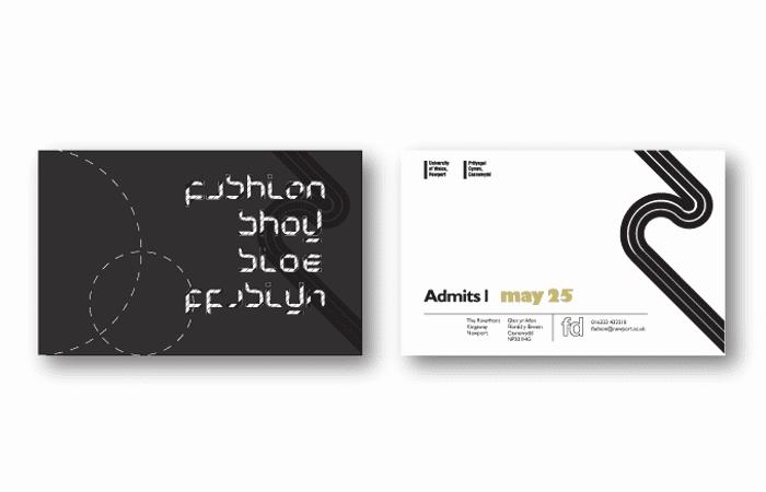 Fashion Show Sioe Ffasiwn